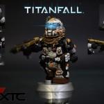 Titanfall Pilot Vxtc Custom Minifigure