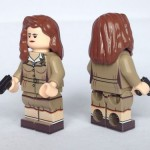 Agent Carter Custom Minifigure