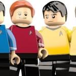 Star Trek Custom Minifigures