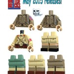 United Bricks May 2015 Releases