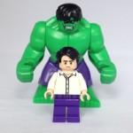 Bruce Banner Custom Minifigure Release