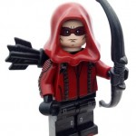 Crimson Archer Custom Minifigure