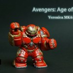 Iron Man Hulbuster Custom Minifigure