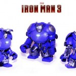 Iron Man Mark 38 Igor Custom Minifigure