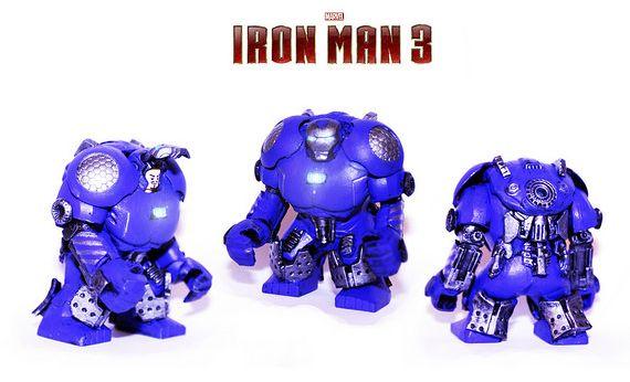 Iron Man Mark 38 Igor Custom Minifigure