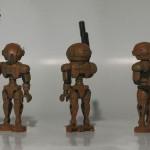 Star Wars Knights of the Old Republic HK-47 Custom Minifigure