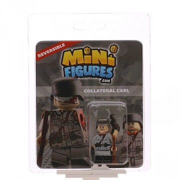 Collateral Carl Custom Minifigure Case