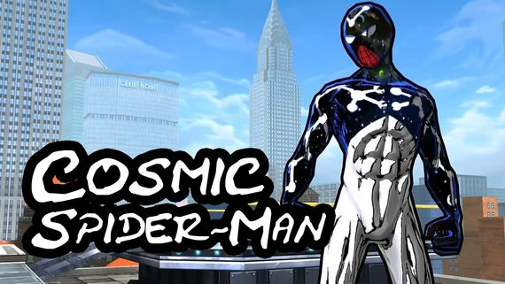 Cosmic Spider-Man
