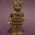 Guardians of The Galaxy Groot Custom Minifigure