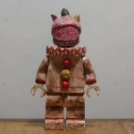 American Horror Story Freak Show Twisty Custom Minifigure