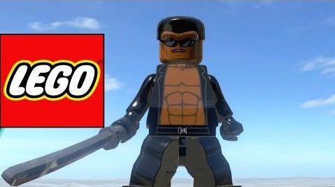 Lego marvel superheroes blade
