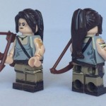 Lara Croft Custom Minifigure