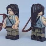 Lara Croft Custom Minifigure