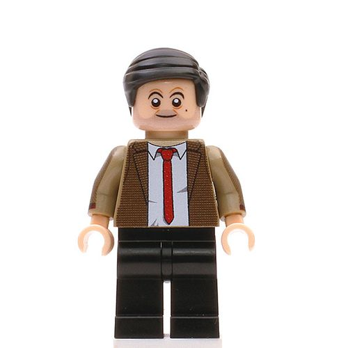 Mr Bean Custom Minifigure