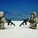 Cold Weather Ops Custom Minifigure