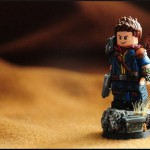 Fallout 4 Dweller Custom Minifigure