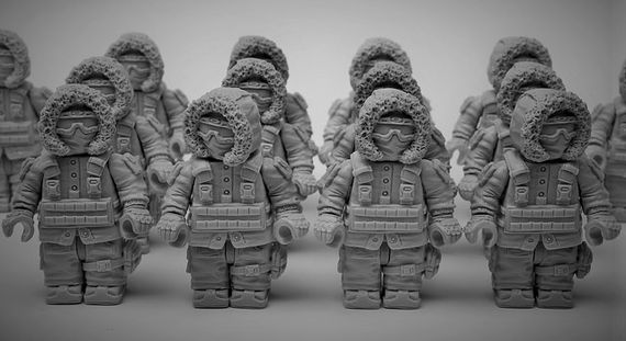 Wave 2 - Cold Weather Ops Custom Minifigures