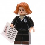 X-Files Custom Minifigures