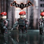 Arkham Knight Militia Custom Minifigure