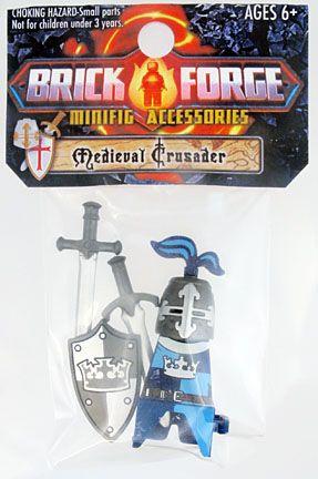 Brickforge Medieval Crusader Pack