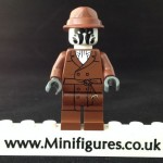 Christo Watchmen Custom Minifigures