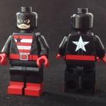 U.S Agent Custom Minifigure