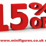 Black Friday Deal at Minifigures.co.uk