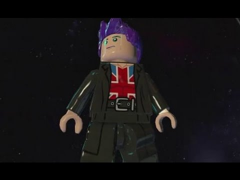 LEGO Batman 3 Manchester Black
