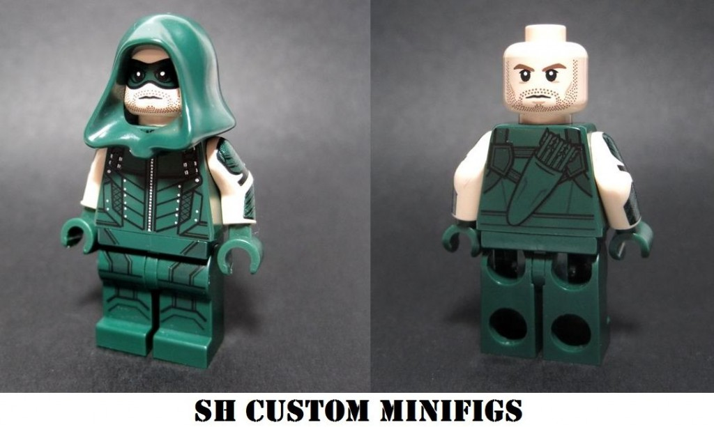 The Archer SH Custom Minifigs