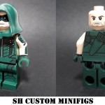 The Archer SH Custom Minifigs Custom Minifigure
