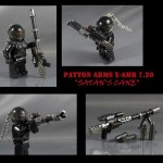 Satan's Cane Sniper Rifle
