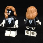 Arachno Girl Custom Minifigure