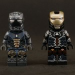 Iron Man Custom Minifigures