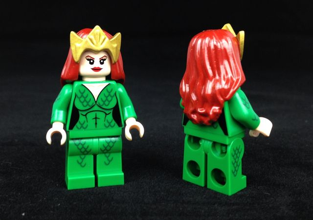 Mera Christo Custom Minifigure
