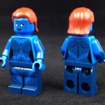 Mystique Custom Minifigure By Christo