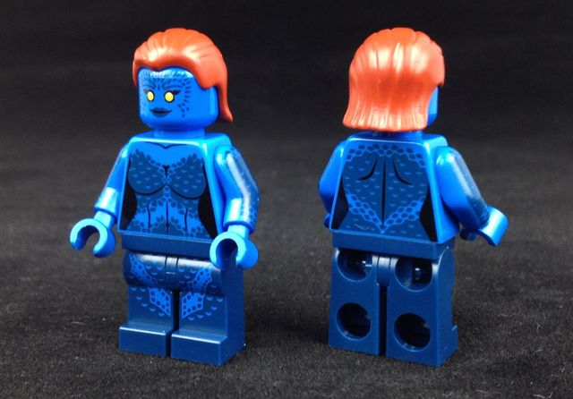Mystique Christo Custom Minifigure
