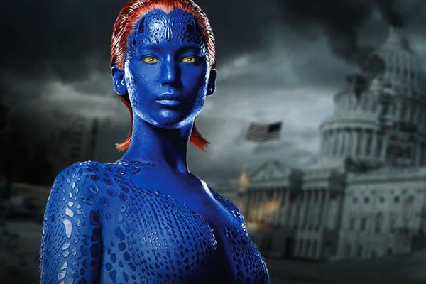 Mystique X-Men