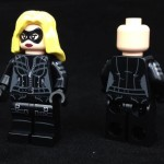 Black Canary Custom Minifigure