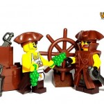 BrickWarriors Pirate Accessories