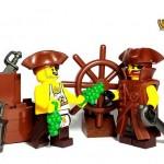 BrickWarriors Pirate Accessories