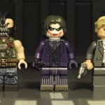 Dark Knight Rises Custom Minifigures