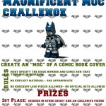 Onlinesailin Minifig MOC Challenge Rules