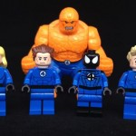 Fantastic 4 Custom Minifigure Collection