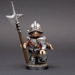 Imperial City Watch Custom Minifigure