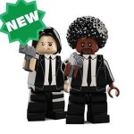 Pulp Fiction Custom Minifigures