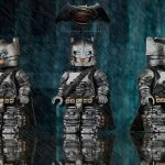 Armoured Batman Custom Minifigure