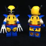 KO Custom Minfigs Chrome Claw Custom Minifigure