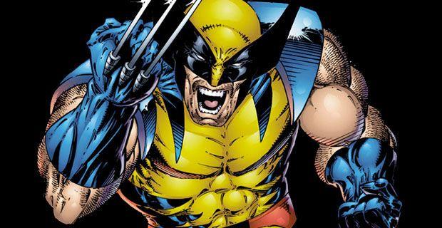 Classic Comic Book Wolverine Costume