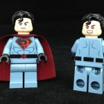 Comrade Superguy Custom Minifigure