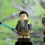 The Force Awakens Rey Custom Minifigure